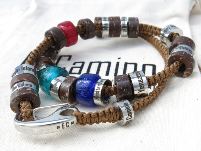 Personalise your bracelets in any way you like!