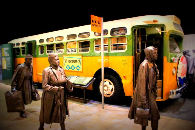 The National Civil Rights Museum, Memphis